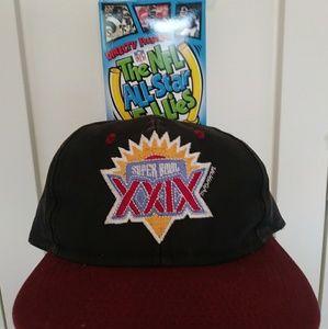 Vintage Super bowl 1994 Super Bowl SnapBack Hat